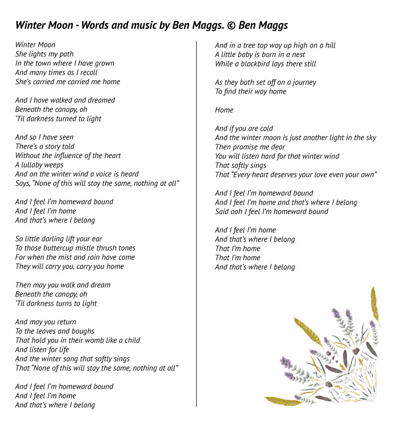 Lyric lyrics promise : Ben Maggs Music